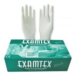 Guante Examen Latex Caja...