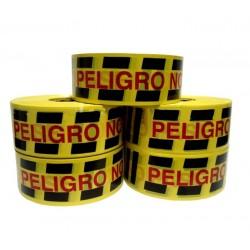 Cinta Peligro No Pase 100 Mtrs