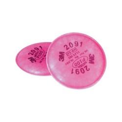 Filtro Partículas P100 2091...