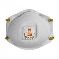 Respirador 8511 N95 3M...